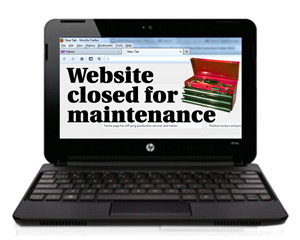 cliff ping website maintenance art